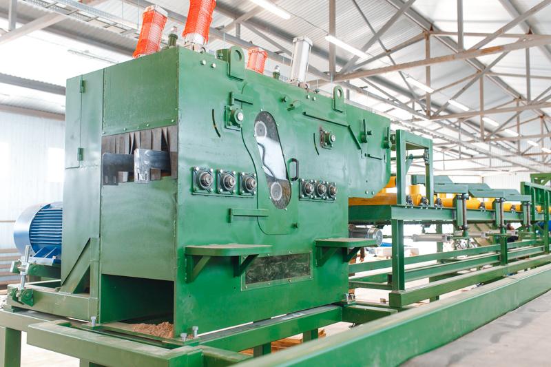 Многопильный станок ProSAW-200
